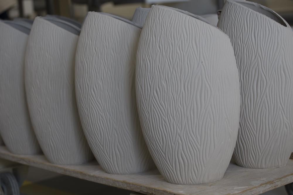 Ceramics production